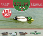 The Pro Series Tanglefree Mallard Combo Pack