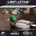 Light & Lethal Decoys